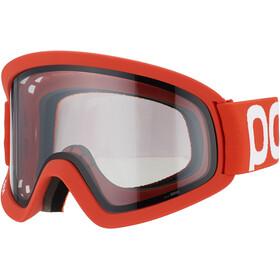 POC Ora Goggles, rood